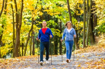 Kołobrzeg Atrakcja Nordic walking Arka Medical Spa