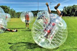 Kołobrzeg Atrakcja Rozrywka Bubble Football/Soccer