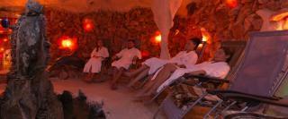 Kołobrzeg Atrakcja Jaskinia solna Leda Hotel