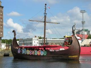 Kołobrzeg Atrakcja Rejs wycieczkowy Viking