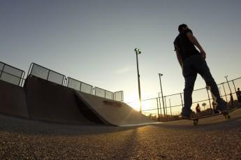 Kołobrzeg Atrakcja Skatepark Milenium