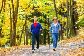 Kołobrzeg Atrakcja Nordic walking Doris Spa