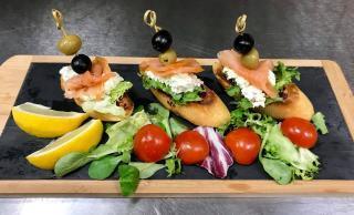 Kołobrzeg Restauracja Restauracja desery europejska polska ryby i owoce morza śródziemnomorska Pod Winogronami