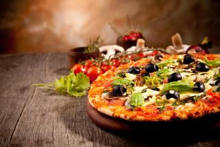 Kołobrzeg Restauracja Pizzeria włoska Pizza King