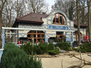 Kołobrzeg Restauracja Kawiarnia | cukiernia desery Cafe Kurort